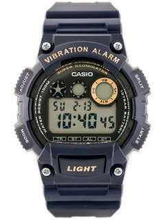CASIO W-735H 2AV (zd081c) - Super Illuminator